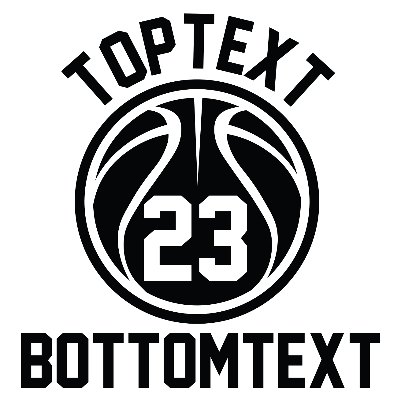 Personalized Basketball Decal Die Cut Player Prints