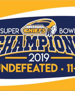 Clarkston Chiefs Super Bowl