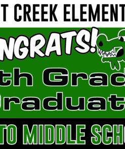 Paint Creek - 5th grade