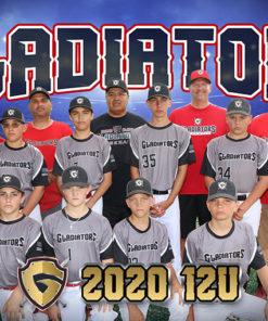 Gladiators 2020 12u